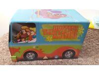 Scooby Dooooo Box Set on case