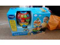 Vtech baby pop and play