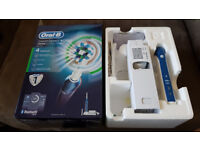 ORAL B SMART SERIES 4000 ELECTRIC TOOTHBRUSH