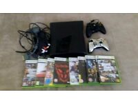 Swap xbox 360 slim with games for flat screen tv