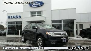 2010 Ford Edge LIMITED AWD V6