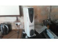 Premair 1500w Large Oil Filled Radiator Works Perffectly