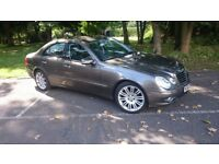 Mercedes E280 Automatic. Good condition example of this extremely reliable car