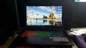 """MSI Apache Pro GE62 I7-6700HQ GTX 960M 8GB RAM 128GB SSD+1TB HDD 15""""6INCH Windows 10 Gaming Laptop"""
