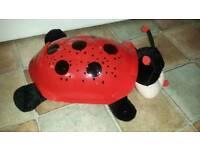 LadyBird Star Projector Light