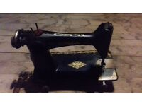 Singer Sewing Machine - Vintage