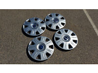 """Ford Mondeo MK3 set of 4 caps for 16"""" rims wheels"""