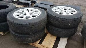 Tires and Rims at Bryans Auction - Ends April 24th