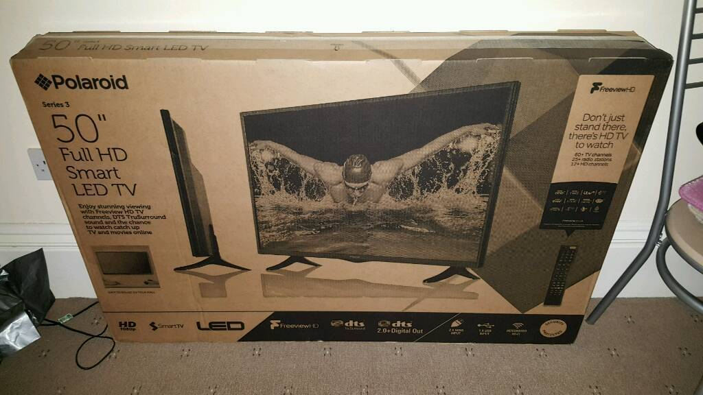 Poloroid 50 inch TV