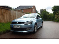 Volkswagen Polo 1.2 TDI Bluemotion 3dr 2012 (12)