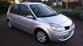 GREAT LOOKING RENAULT SCENIC 1.5 DCI DIESEL **CHEAP TAX AND FANTASTIC MPG**