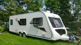 2011 Elddis Avante 6 berth caravan