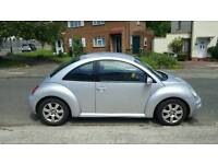 2003 vw beetle 2.0 automatic