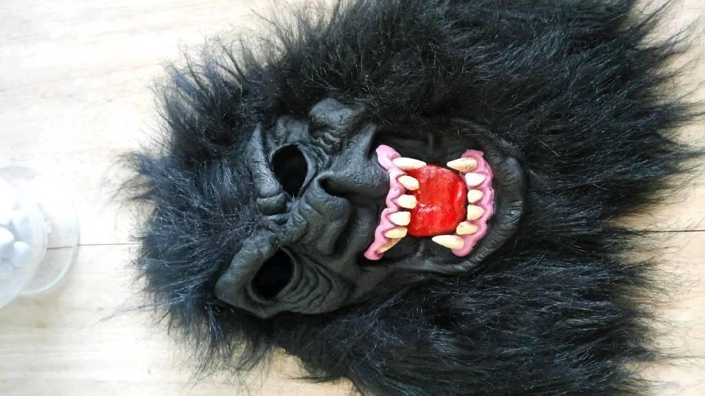 Adult Scary Monkey Mask Halloween