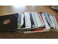 60 vinyl records: garage // hip-hop // r&b