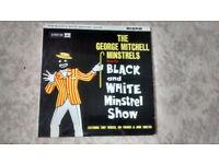 Black & White Minstrel pre-owned LP