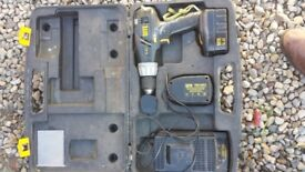 Site 14.4 cordless drill 2 batterys