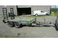 3.5 ton plant trailer
