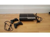 Ps3 40gb + 25 games