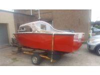 15 ft fishing boat