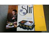 Swiss Party Grill Raclette