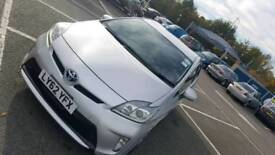 Toyota Prius 1.8 Hybrid 2012 Pco Registered ,Uber Ready Car