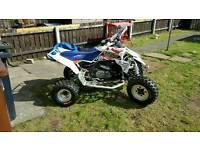 Suzuki ltr450 no raptor quad road legal banshee scrambler lt ltz
