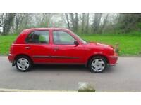 NISSAN MICRA AUTOMATIC 59K FULL HISTORY 10 MONTHS MOT TEL 07377926604