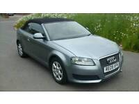 Audi A3 Cabriolet/Convertible Damaged Repairable