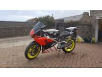 Aprilia Rs250. Prototype. Frame number 1. Collectors, Rare. 730 miles