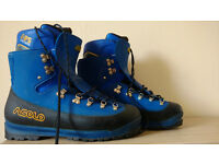 Asolo Winter Mountaineering Boots - UK size 13