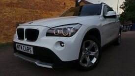 REDUCED FOR QUICK SALE!!!BMW X1 XDRIVE 1.8D 4WD GOOD SPEC 51+MPG 2.0 5dr
