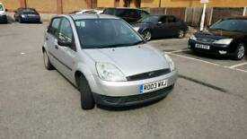 BARGAIN Ford Fiesta 2004 1.3 petrol manual 10 months MOT Drives very good