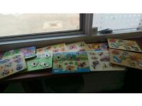 Young children's puzzles