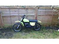 1978 suzuki rm 50 very rare bike! PROJECT! Evo vintage rare not kx yz cr sx