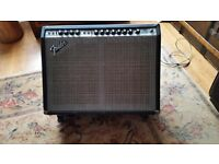 FENDER TWIN REVERB 1978 SILVER FACE
