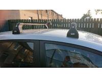 Genuine Mazda 3,6,premacy roof bars.