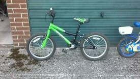 Boys bike, suitable approx. 7 to 9 years old