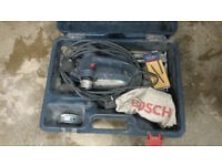 Bosch Proffesional planer 240V