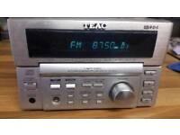 TEAC MC D78 mini hi fi system