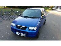 2004 Suzuki Alto 1.1 GL 5dr HPI Clear, 30£ Road Tax A Year Low Insurance Group @07445775115