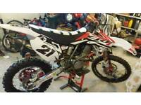Honda crf 150 crf150r crf150 motocross