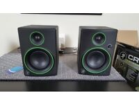 Mackie 4 inches Multimedia Pair of Speakers NEW CONDITION !!