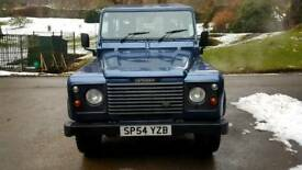 *Low Mileage* 2004 Land Rover Defender 90 TD5