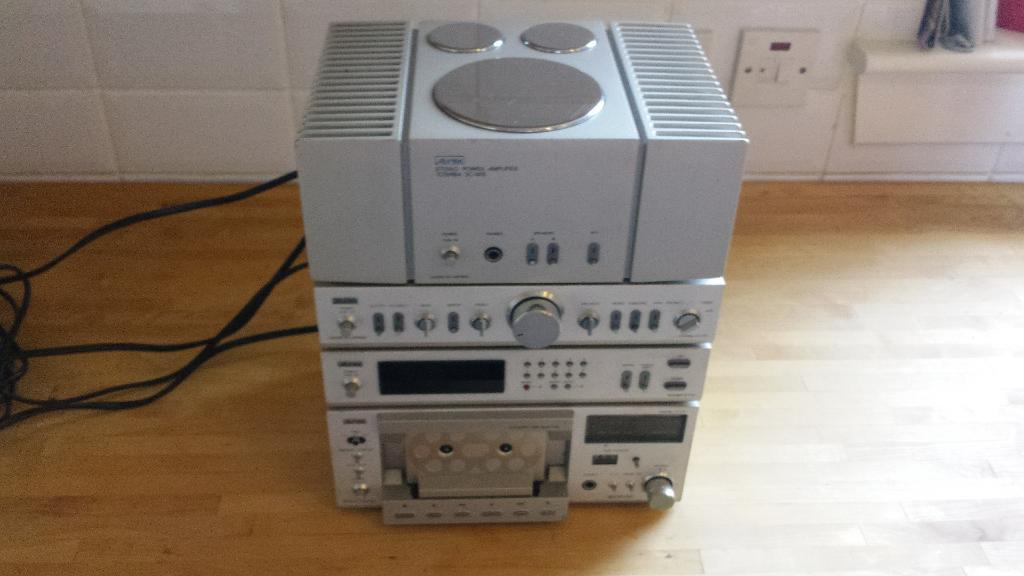 Toshiba SA-5000 - Manual - Servo Locked Stereo Receiver ...