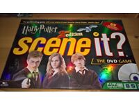 Harry Potter Scene It Dvd Board Game