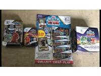 Kids toys. Selection of The Official SPFL FOOTBALL CARD COLLECTION !!