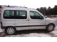 Peugeot partner combi,