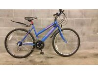 FULLY SERVICED DAEWOO SYNERGY BICYCLE