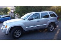 Jeep Grand Cherokee CRD Limited 2009